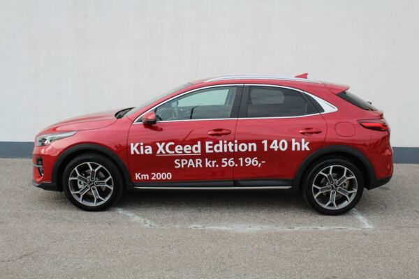 Kia XCeed 1,4 T-GDi Edition - billede 2