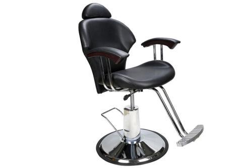 Barberpub Friseurstuhl Friseursessel Bedienungsstuhl Friseureinrichtung 8714BK
