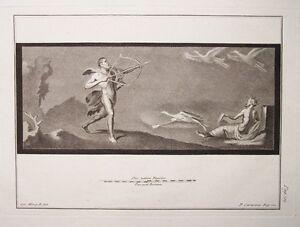 Herculaneum-Napoli-Naples-Herakles-Bogen-Schutze-Archery-Bow-Crane