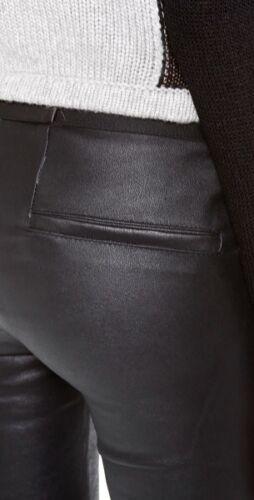 Legging 10 Stretch Lang Leren Plonge Zwart Helmut Jeans Broek uKJ15TFl3c