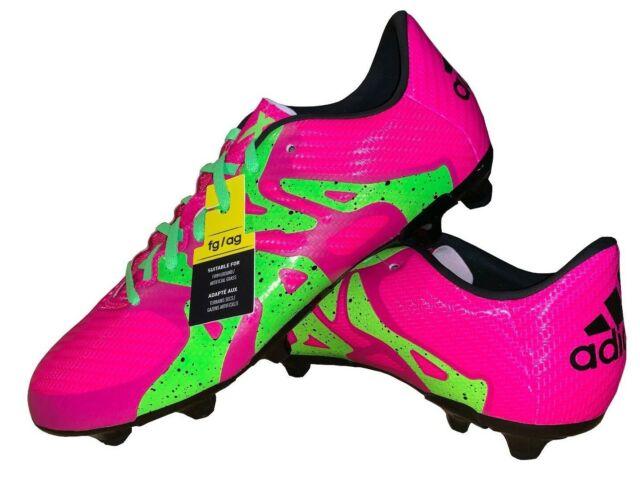 Adidas X 15.3 FGAG J Kinder Fußballschuhe Gr. 28 30 31 32 33 34 35 36 37 38