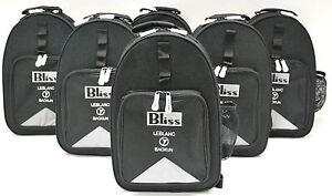 BACK PACK STRAPS NEW SET//6 LEBLANC BLISS Bb CLARINET CASE ITEM #7860