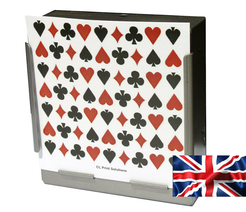 New Large Selection - Packs of 14cm 100 14cm x 14cm of 170gsm Card Targets ( Shooting ba4ee0