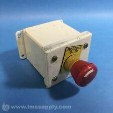 Hammond Mbp 1 Emergency Stop Push Button Twist Release 6242