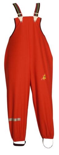 Segnali Buddel Pantaloni in pile foderato wetwear abeko ökotext Pioggia Pantaloni Pantaloni patta