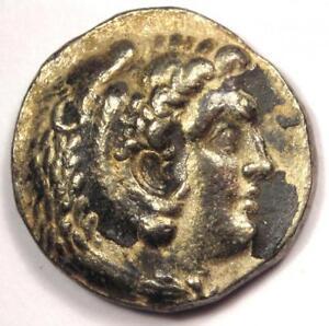 Alexander-the-Great-III-AR-Tetradrachm-Coin-336-323-BC-VF-XF-Condition