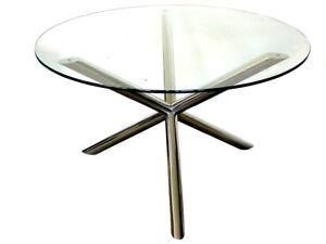 Renato Zevi design tavolo anni \'70 prod. Roche Bobois Francia | eBay