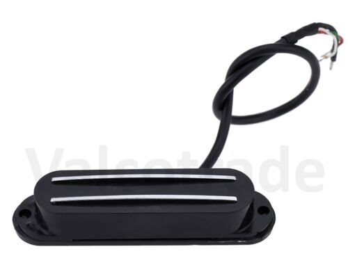 Hot Twin Blade Guitar Pickup Replace Single Coil With Humbucker Rails Style Pup