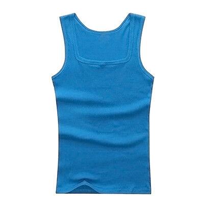Neu Herren Fitnessstudio Muskelshirt Shirt Tank Top Achselshirt Unterhemd Mode