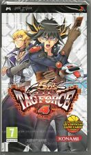 YU-GI-OH! 5D: TAG FORCE 4: GIOCO PSP (5ds yugioh tagforce) ~ NEW / SEALED
