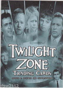 TWILIGHT-ZONE-SERIES-4-SCIENCE-amp-SUPERSTITION-CP1-CONVENTION-EXCLUSIVE-PROMO