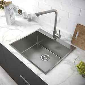 316-Stainless-Steel-580-500-245-kitchen-sink-single-bowl-top-mount-tap-hole
