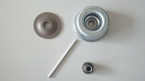 Stihl Blade cuchillo kit 4128 disco de impresión 4119 corre plato m12 madre FS 350 400