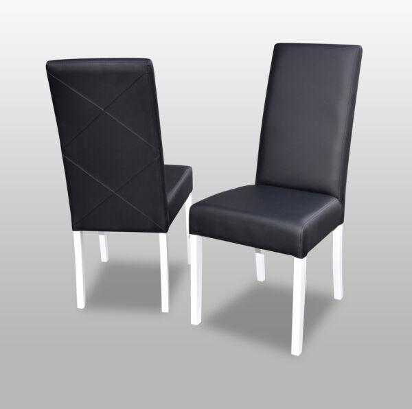 100% Vero Design Lusso Imbottitura Sedia Sedie Sedile Lehn Ufficio Sala Da Pranzo