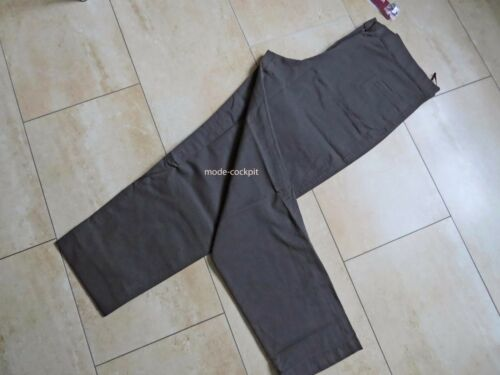 coton pantalon long stretch super 2 lagenlook Version 46 anthracite qtw57xI