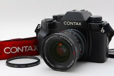 [Near MINT] Contax RX Body w/ Carl Zeiss T* Vario-Sonnar 28-70mm Lens from Japan