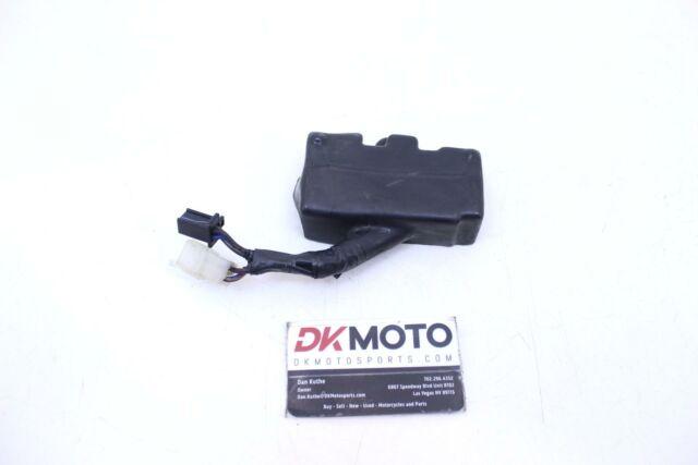 2002 Honda Shadow Vlx 600 Oem Relay Assembly Fuse Box R1 Bx26