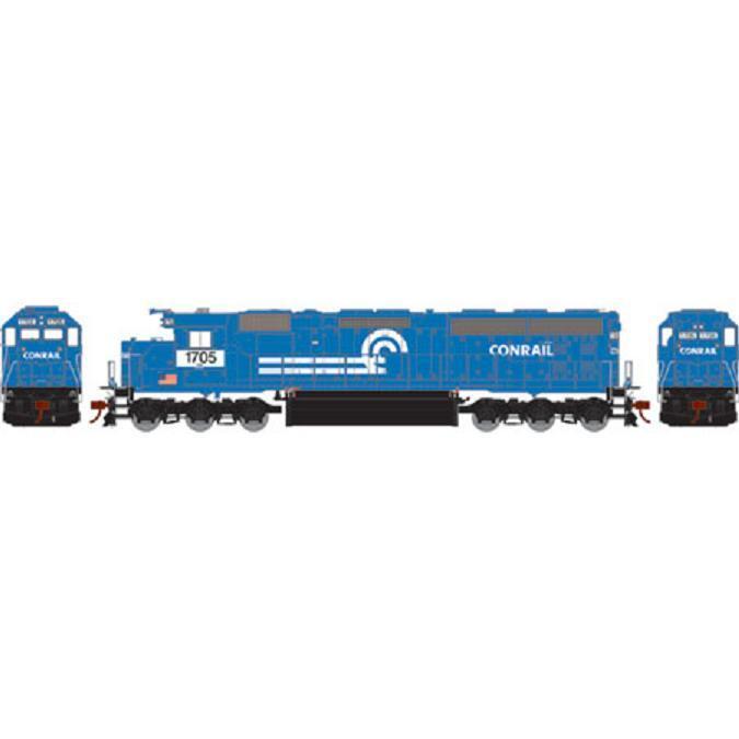 Ho Athearn Genesis nuevo NS Norfolk Southern ex-Conrail EMD SD45-2 - 1705