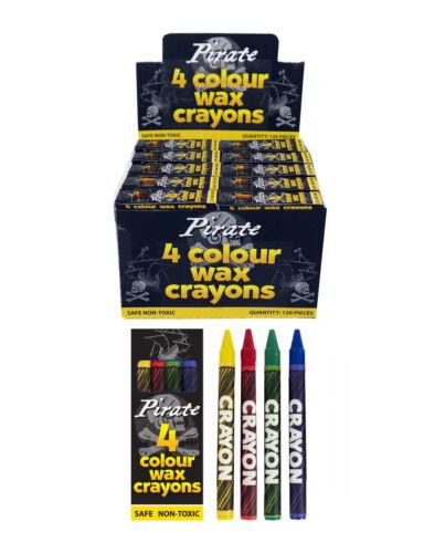 Personnage Mini Crayons de cire Parti Loot Sac Filler faveur Lucky Dip Pinata Jouet
