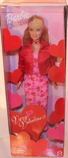 Barbie -Valentine- VERY VALENTINE - #28360-  Special Edition - NEW - NRFB