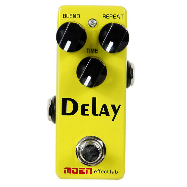 MOEN MN-DL Analog Delay NEW MINI Series PEDALS from MOEN FREE Shipping