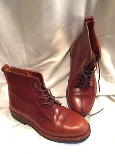 Town 6 Brown Riding Ankle Thick Womens Conker 5 Boots Leather 6 Size OnS51HWwvw