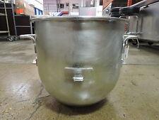 40 Qt Commercial Tin Mixer Bowl