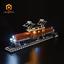 LED-beleuchtungsset-per-LEGO-10277-Crocodile-locomotive-LEGO-CREATOR-LIGHT-KIT miniatura 1