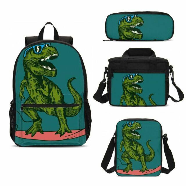 Jurassic World School Pencil Case Bag Dinosaur  T Rex Tyrannosaurus