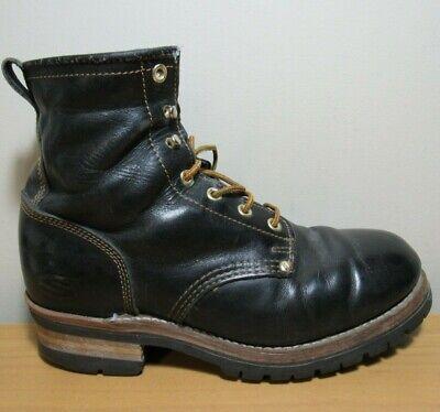 Details about Skechers USA hommes's Cascades Logger Boot Black Oily 11 D(M) US