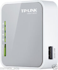 NEW TP-Link TL-MR3020 Portable 3G 4G USB Modem WiFi Wireless Router Access point