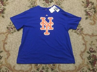 Nike New York Mets shirt Authentic Collection Giant Logo mlb logo Ny Mets sz M