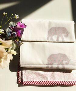 DernièRe Collection De Cadeau De Naissance : Baby Dohar, La Couette D'été De Bébé 100% Coton Fait Main