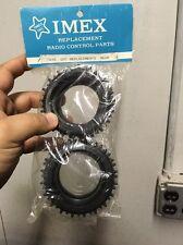 IMEX 7616 Rear Tire Spike Schumacher Kyosho Yokomo Vintage RC Parts