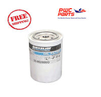 Quicksilver Mercury Oil Filter Mercruiser Inboard Ford Base Engines 802886q