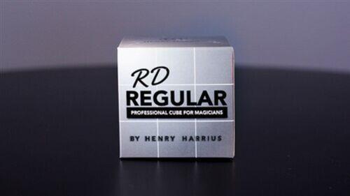 RD Regular Cube by Henry Harrius Trick Magic Tricks