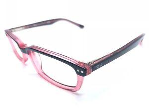 aa3d8f9e27a7 Ray Ban Kid s Eyeglass Frames RB1525 3567 45-16-125 Pink Black ...