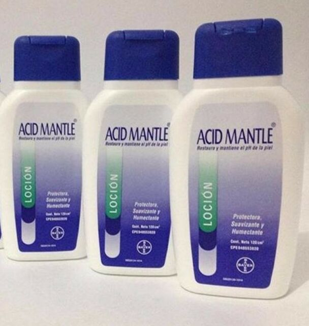 Acid Mantle, BAYER Lotion, Restores and  Maintains the PH of the skin**400ml**
