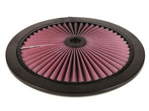 K-amp-N-X-Stream-Top-Filter-X-Stream-14-inch-OD-Black