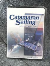 Catamaran Sailing: A Step by Step Guide DVD - Learn to Sail