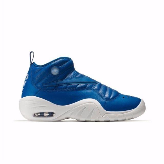 Nike Air Shake Ndestrukt Blue Jay Summit White Dennis Rodman 880869 ... 2fc1d1018
