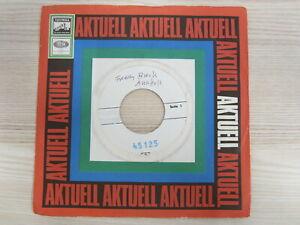 Single-Freddy-Breck-Annabell-TESTPRESSUNG-SCHLAGER-RARITAT