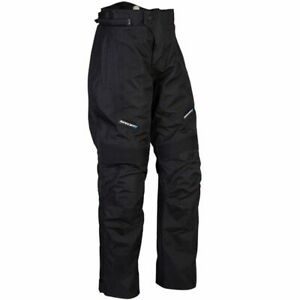 Spada-Milan-Tex-Motorcycle-Motorbike-Trousers-Black-Ladies