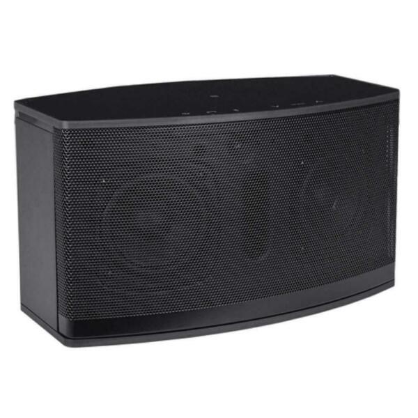 Blackweb Tsunami Bluetooth Speaker BWA15AV112 Black