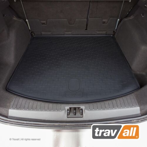2012 /> TRAVALL RUBBER ALL WEATHER BOOT MAT LINER FOR ESCAPE // KUGA 2013 />