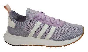 save off 14694 cef77 Dettagli su Adidas Originali Flash Schiena Primeknit Donna Scarpe da  Ginnastica con Lacci