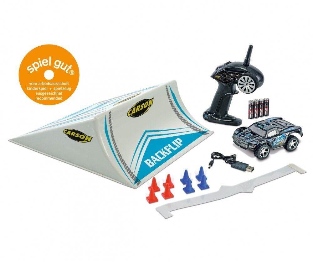 Carson 500404079 - 1 32 Micro X-Warrior 2.4G 100% Rtr - Neu