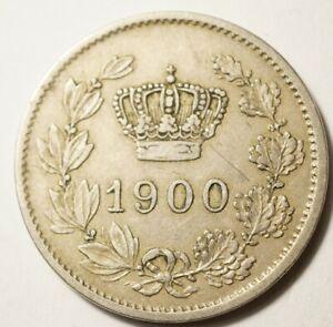 ROUMANIE-RARE-20-BANI-1900