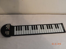 Electronic keyboard Rubber Piano Works Good Portable Flexible