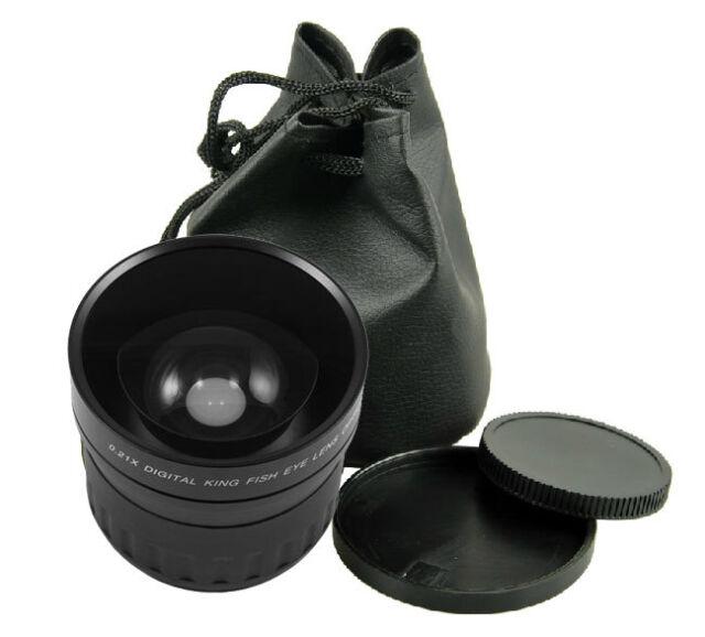 58mm 58 MM 0.21x Fisheye Lens fisheye for Nikon D7000 D5100 D3200 D3000 D3100